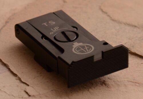 Adjustable Rear Sight CZ TS Orange CZ 75 Tactical Sport Pistol New