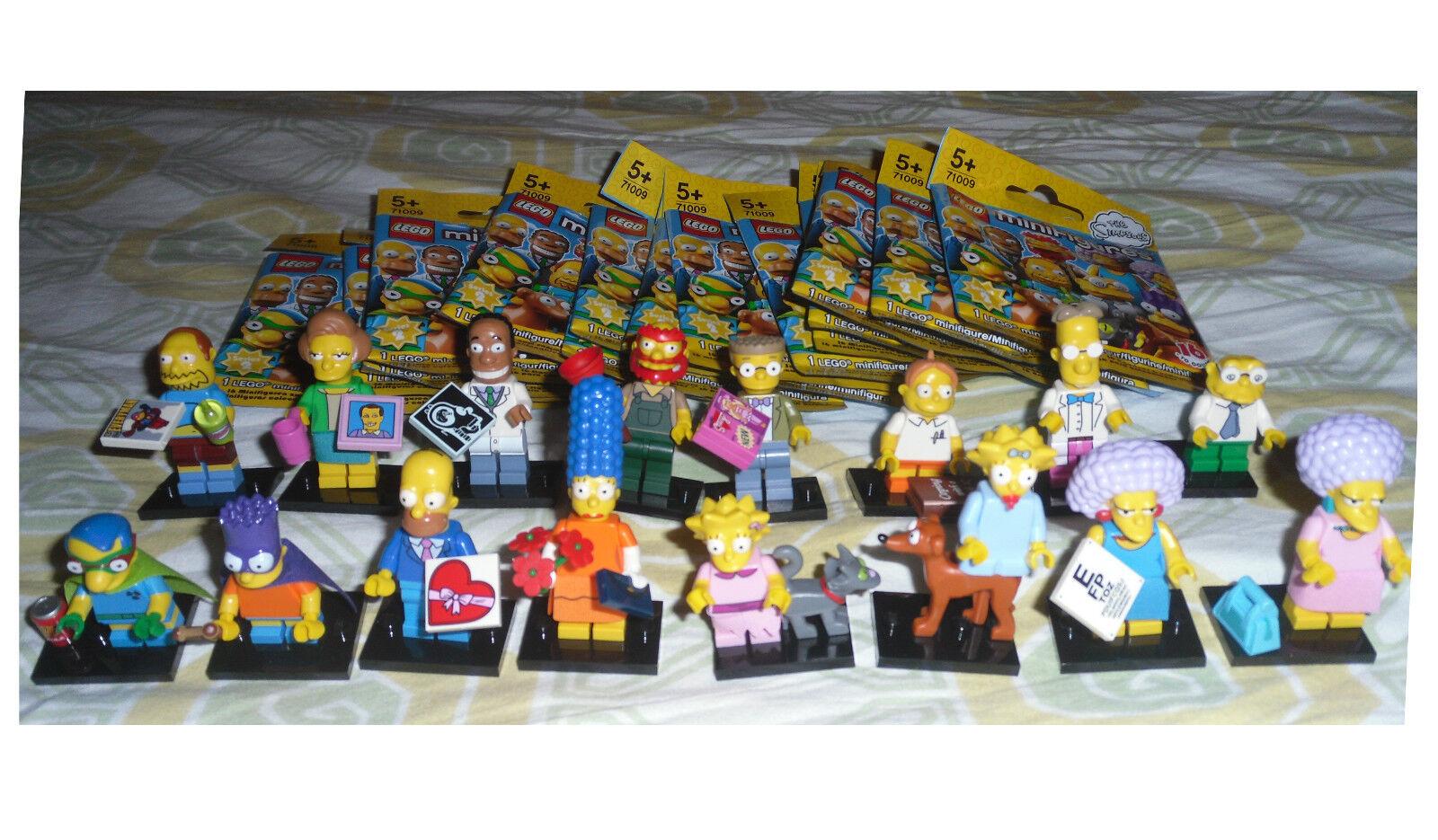 LEGO The Simpsons Minicifra completare Series 2 2015 i  Simpson Serie 2 Completa  Garanzia del prezzo al 100%