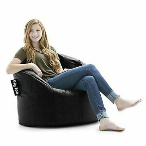 Peachy Big Joe Milano Bean Bag Chair Multiple Colors Black For Room Caraccident5 Cool Chair Designs And Ideas Caraccident5Info