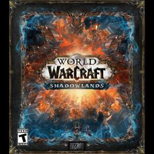 World-of-Warcraft-Shadowlands-Collector-039-s-Limited-Edition-PC-BRAND-NEW-SEALED