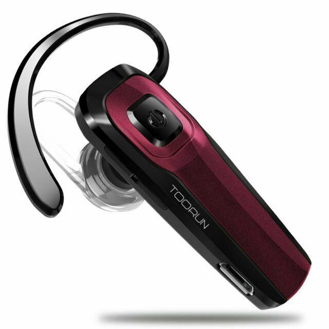 Toorun M26 Bluetooth Headset Red For Sale Online Ebay