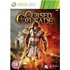 Xbox 360 The Cursed Crusade 100 Uncut Great Complete PAL