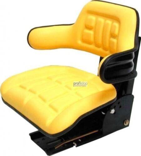 John Deere 3040 3140 6100 6200 6300 6400 6506 Schleppersitz gelb passend Traktor