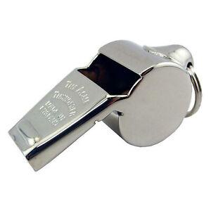 ACME-Thunderer-Pequeno-60-5-Oficial-de-Metal-Silbato-de-Arbitro