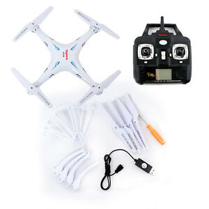 Outdoor Sports X5S-1 2.4Ghz 4CH 6-Axis Gyro RC Quadcopter Drone W// 2MP Airplanes