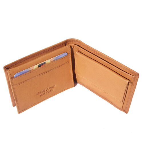 Wallet /& Card Cases Italian Genuine Leather Hand made in Italy Florence PF09