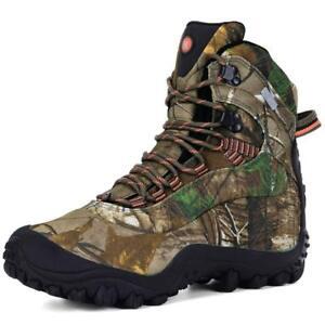 fbbbcfde624 XPETI Men s Waterproof Mid-Rise Hiking Trekking Outdoor Winter Boots ...