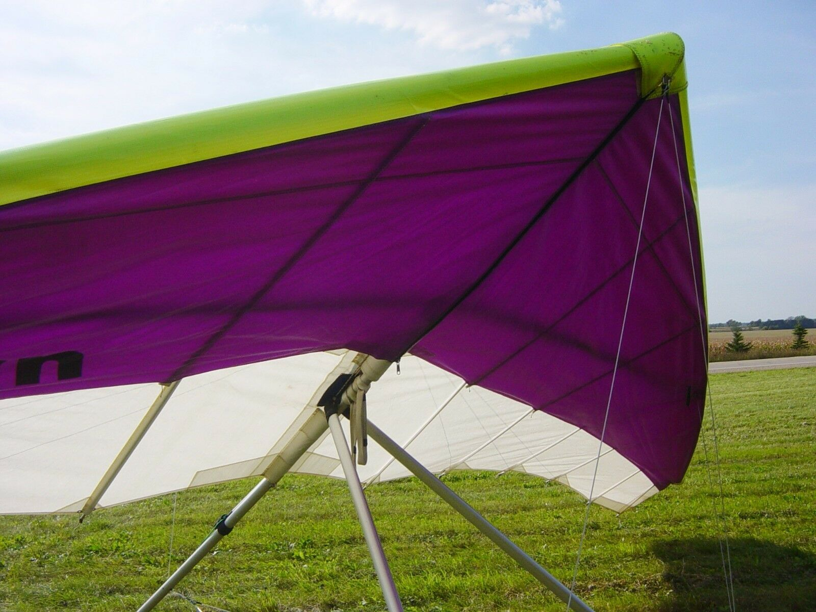 UP ALTAIR SATURN 147 Hang Gliding Novice Glider with VG --- Very Good Condition
