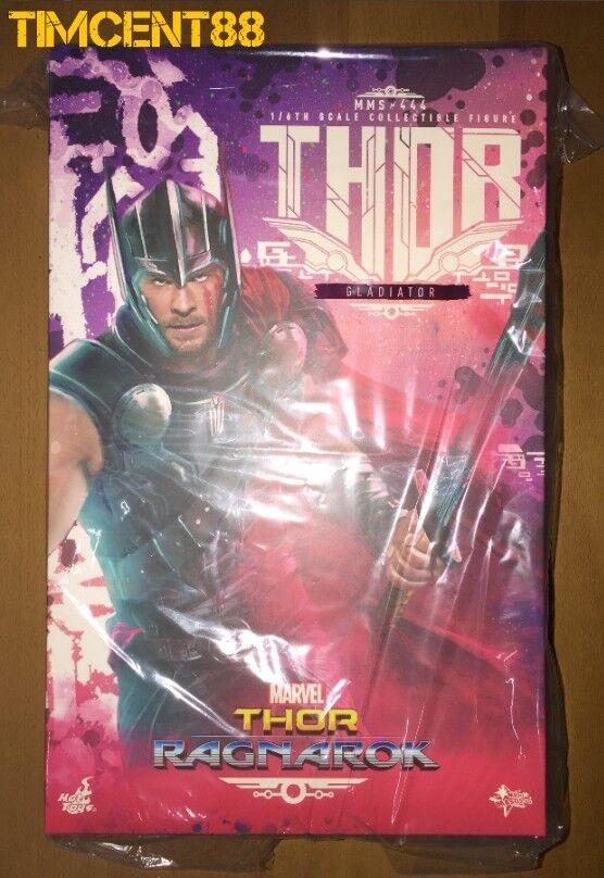 Ready  Hot Toys MMS444 Thor  Ragnarok 1 6 Gladiator Chris Hemsworth Normal