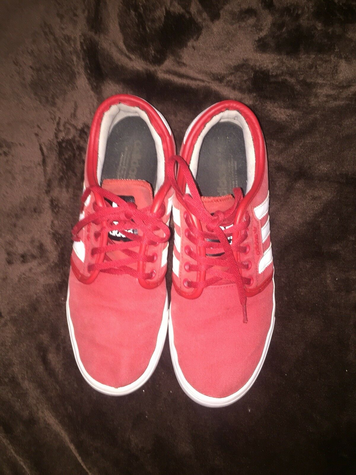Adidas Seeley Shoes Men's | 7.5 | Red New shoes for men and women, limited time discount