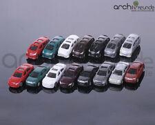 20 x Modell Autos BMW/Porsche usw. für Modellbau 1:150, Modelleisenbahn  Spur N
