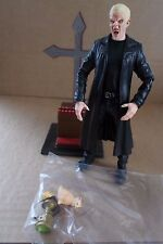 BUFFY THE VAMPIRE SLAYER JUST REWARDS SPIKE ACTION FIGURE  WITH ACCESSORIES