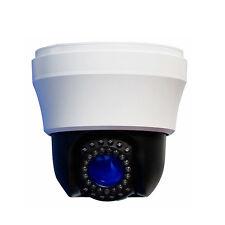 10X Zoom MINI PTZ Camera Indoor CCTV Security 700TVL Speed Dome Night Vision