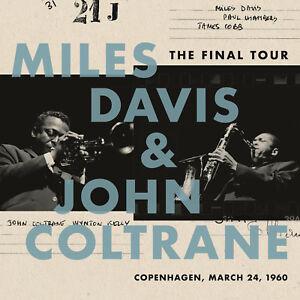 Miles-Davis-amp-John-Coltrane-The-Final-Tour-New-Vinyl-LP