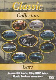 1 of 1 - Classic Collectors Cars (DVD, 2004)