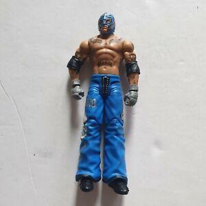 WWE-REY-MYSTERIO-WRESTLING-FIGURE-BASIC-SERIES-2-MATTEL-2010-COMBINED-P-amp-P