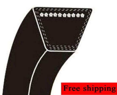 "4L1040 Rubber V Belt A102 Width .500/""VBelt Quality 1//2/"" inch Wide 104/""Long"