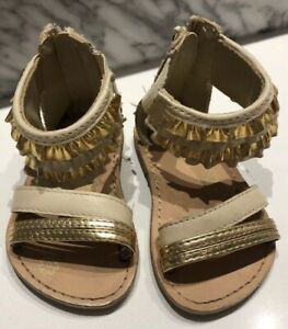 Laura Ashley Baby Girl Sandals Size 5