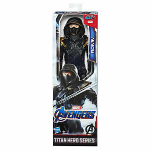 "Marvel Avengers Endgame Ronin 12"" Action Figure Titan Hero Series"