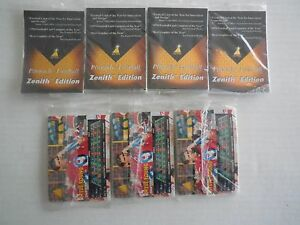 1X-1996-Zenith-NFL-UNOPENED-PROMO-PROTOTYPE-PACK-SET-Lots-available-NMMT