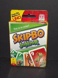 Skip Bo Junior Spielregel