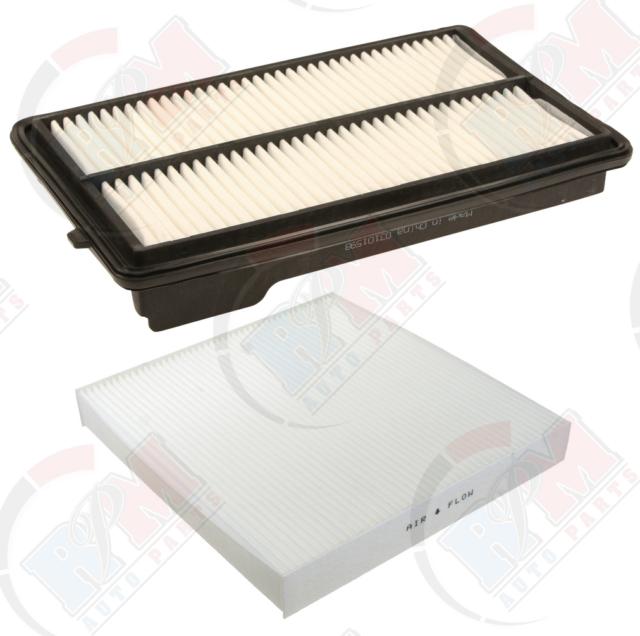 Air + Cabin Filter Kit For 2013-2017 Honda Accord V6