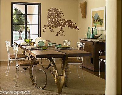 Friesian horse VER 3 Vinyl Wall Decal