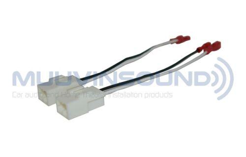 Car Speaker Harness Adapter Plug Connectors Factory to Aftermarket Speaker SH123