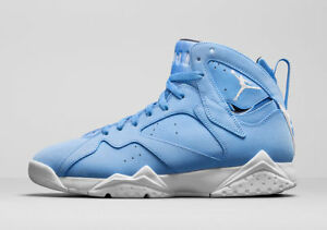 7844e82b62077 Air Jordan 7 Retro VII Pantone University Blue 304775-400 Men size 8 ...