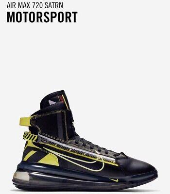 Acción de gracias Negar entusiasmo  Nike Air Max 720 Saturn All-Star Size 9.5 | eBay