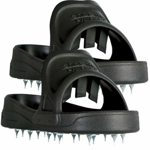 Shoe-In Spiked Shoes for Gunite Resinous Epoxy Coatings Large