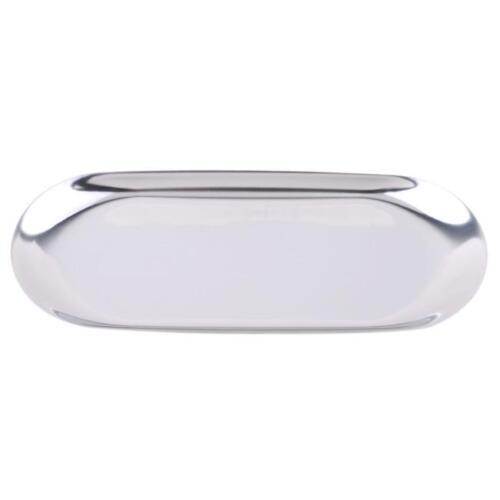 Stainless Steel Towel Tray Storage Tray Dish Plate Tea Tray Jewelry Trays SU