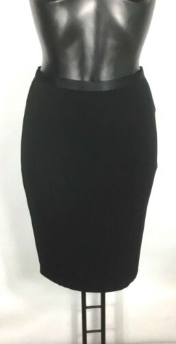 ARMANI JEANS BLACK PENCIL SKIRT BNWT