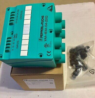 VAA-4EA-G2-ZE//E2 Pepperl /& Fuchs AS-Interface Capteur Récepteur Modules