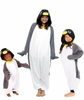 Penguin Kigurumi - Kids & Adults Costumes From Usa