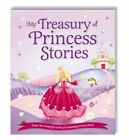 My Treasuries of Princess Stories by Bonnier Books Ltd (Hardback, 2011)
