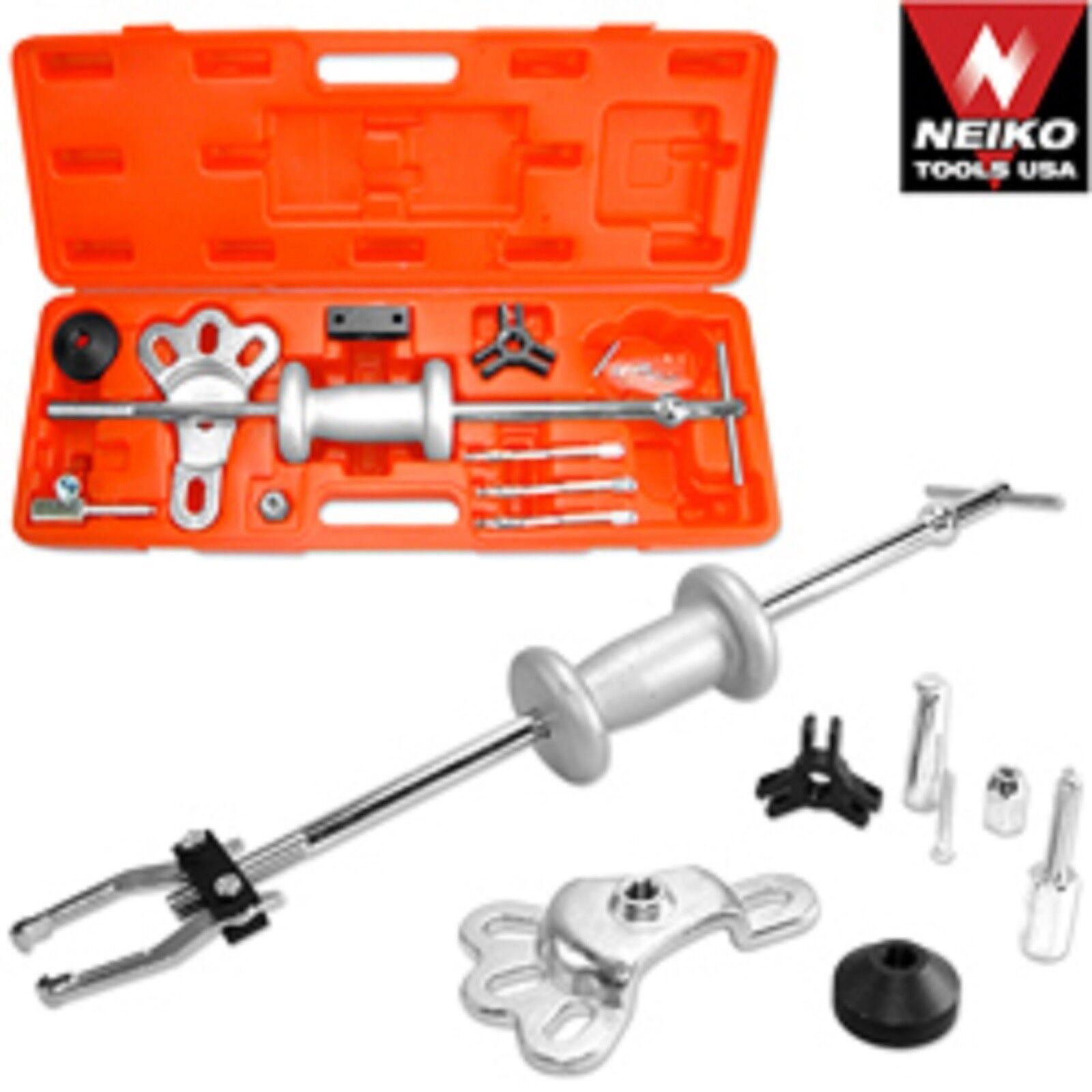 Slide Hammer/ Puller Set  W/Case   NEW
