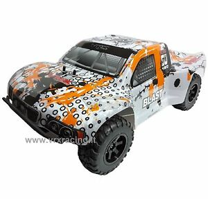 Dt5 Ebl Course de Camion Elettrico Radio Off-Road Brushless 2.4ghz 1:10 Rtr 4wd Vrx