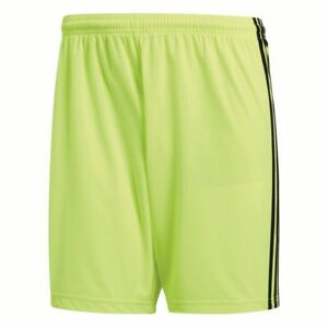 Details about Adidas Mens Condivo 18 Sports Football Soccer Shorts Training Solar Yellow Black