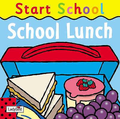 Ladybird, School lunch: Start School, Paperback, Very Good Book