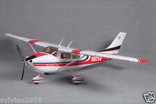 "FMS Cessna 182 VERSION 2  w/ flaps 1410mm 55.5"" 3s PNP Complete Aircraft EPO NIB"