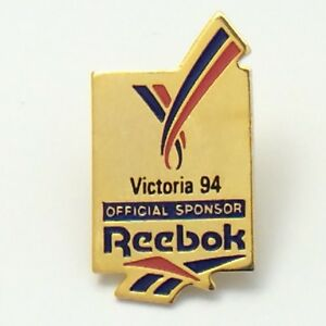 1994-Victoria-Canada-Olympic-Official-Sponsor-Reebok-Pin-G019