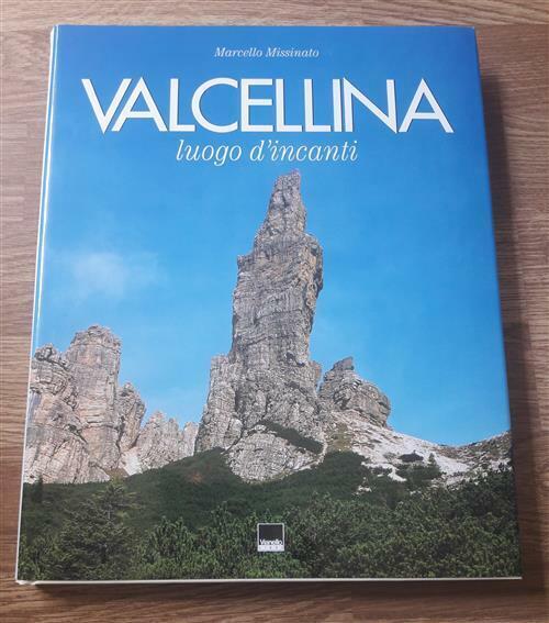 Valcellina Logo D'incanti Marcello Missinato Vianello 2000