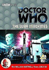 1 of 1 - Doctor Who: The War Machines (1966) - Sealed NEW DVD - William Hartnell