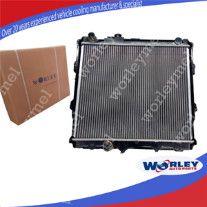 Radiator-For-Toyota-HILUX-LN147R-LN167-LN172-H450mm-3-0L-Diesel-97-05-manual