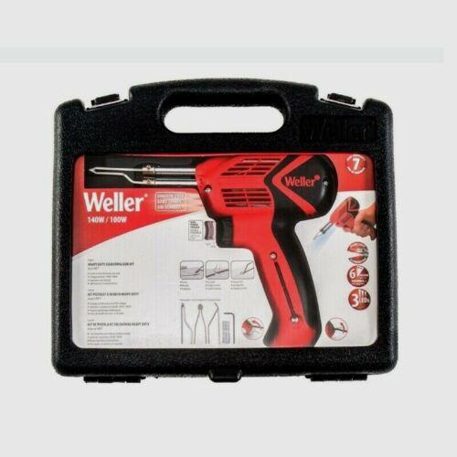 Weller 9400PKS Universel Multi usage à souder Gun Kit 140 W 120 V tips neuf!