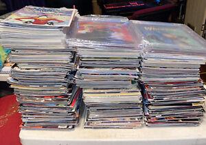 MASSIVE LOT comics books huge lot 6 Graded Too Many Comics To Count. Marvel, DC