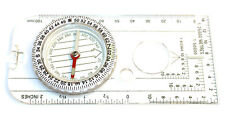 Military Map Compass, Camping Hiking, Survival, Bushcraft, Outdoor, Adventure