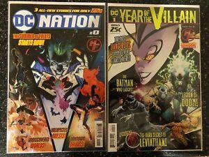 DC Nation #0 /& #1