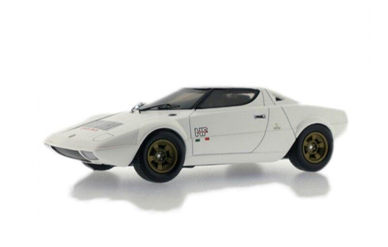 Lancia Stratos Predotype HF  Torino Motor Show - White  (Premium X 1 43  PR0181)